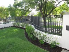 OUR WORK Front Fence, Pool Fence, Garden Bridge, Deck, Outdoor Structures, Wood, Outdoor Decor, Woodwind Instrument, Front Porches