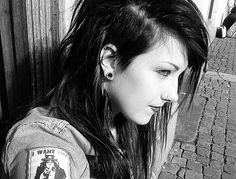Trying to decide to keep the undercut & long hair combo or just cut it all off.