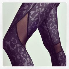 I could wear this everyday! The most comfortable workout tights.