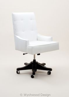 Upholstered Swivel Chair from Wychwood Design.