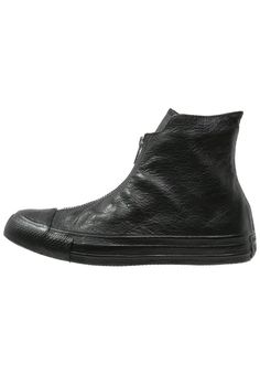 Converse CHUCK TAYLOR ALL STAR SHROUD - Sneakers hoog - black - Zalando.nl