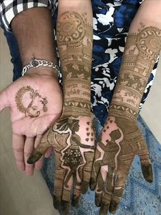 Bridal mehndi designs for every kind of bride Dulhan Mehndi Designs, Rose Mehndi Designs, Legs Mehndi Design, Full Hand Mehndi Designs, Stylish Mehndi Designs, Mehndi Design Pictures, Wedding Mehndi Designs, Mehndi Designs For Fingers, Beautiful Henna Designs