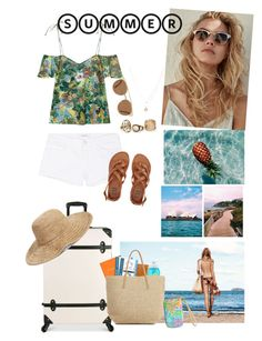 summer trip by dawnqq on Polyvore featuring polyvore fashion style MANGO J Brand Billabong Diane Von Furstenberg Target Aspinal of London John Lewis LC Lauren Conrad Nordstrom Lilly Pulitzer Forever 21 COOLA Suncare clothing