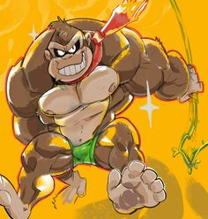 Donkey Kong, Furry Art, Tigger, Bowser, Disney Characters, Fictional Characters, Anime, Clothes, Outfits
