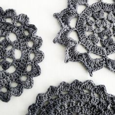 pigtails: Doilies and Mandalas