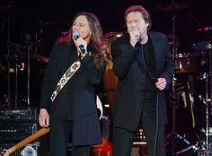 Eagles Lyrics, Eagles Band, History Of The Eagles, Bernie Leadon, Randy Meisner, Glenn Frey, Henleys, Center Stage, Cool Bands