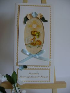 First Holy Communion invit