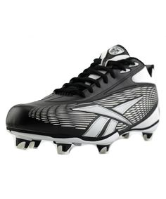 REEBOK Reebok Nfl Electrify Sd4   Round Toe Leather  Cleats. #reebok #shoes #