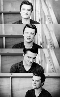 I just can't get over how adorable Josh Hutcherson is. <3