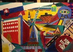 Nice City, Bratislava, Portfolio, Best Cities, Capital City, Monuments, Colours, Artist, Painting
