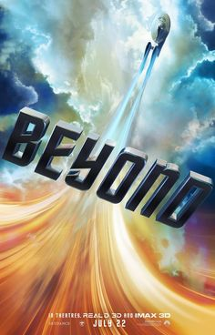 Star Trek Beyond - Poster & Segundo Trailer | Portal Cinema