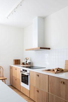 Interior Desing, Interior Modern, Kitchen Interior, New Kitchen, Kitchen Dining, Kitchen Decor, Room Kitchen, Dining Room, Minimal Kitchen Design