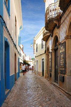 Ferragudo Algarve Portugal Algarve, Destinations, Windsor Castle, Spain And Portugal, Places Of Interest, Portuguese, Trip Planning, Countryside, Beautiful Places