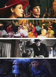 Oz: The Great and Powerful. Finley is absolutely sensational! I want a Finely in my life!