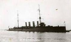 HMS FALMOUTH (1915) |     ✫ღ⊰n