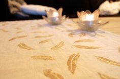 DIY : Tablecloth