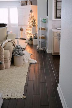 flooring color Everything You Want To Know About Our Wood Floors. Are they real hard wood Or laminate How do I clean them Do I still love the dark wood color. Sharing all my thoughts and tips Id give anyone looking to install dark wood floors. Dark Laminate Wood Flooring, Grey Wood Floors, Parquet Flooring, Maple Flooring, Types Of Hardwood Floors, Plywood Floors, Painted Floors, Wooden Flooring, Home Design