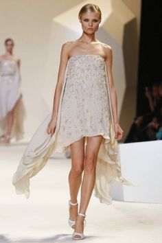 Elie Saab Spring Summer Ready To Wear 2013 Paris
