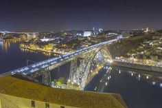 "The amazing city of Porto (Oporto) - Portugal in ""timelapse"". Worth watching this video."
