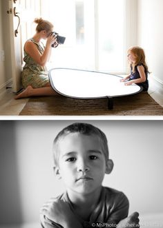 All you need is a White(ish) wall and a car sun shade and you can get a killer black and white photo of anybody! Toddler Portraits, Toddler Photos, Rose Photography, Animal Photography, Creative Shots, Lighting Techniques, Grad Pics, Studio Shoot, Sun Shade