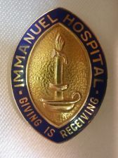 Immanuel Hospital, Omaha, NE (not sure if it was a SON, but great pin!)