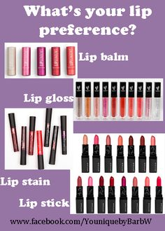 How do you lip? #Youniquelips www.barbwagstaff.com/younique