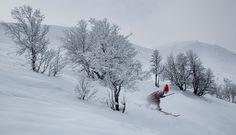 If It's Hip, It's Here: Winter Magic. Spellbinding Photographs by Per Breiehagen For Italian Children's Brand Chicco.