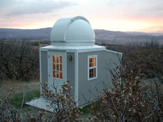 Home Dome 6 Foot - Observatory Solutions Diy Telescope, Space Telescope, Castle Project, Astronomical Observatory, Education Humor, Forest House, Electron Microscope, Environmental Science, Stargazing