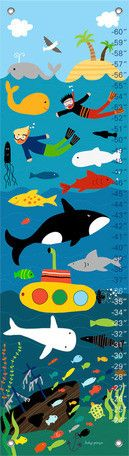 In the Ocean Growth Chart