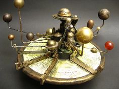 Orrery. Ancient Astronomy, Solar System Model, Grandeur Nature, Science Art, Dieselpunk, Antiques, Beautiful, Astronomy Quotes, Astronomy Tattoo