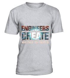 Engineers Create Ft Ipad 23 Case T-Shirt