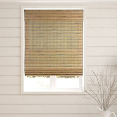 Shop For Arlo Blinds Tuscan Cordless Lift Bamboo Roman