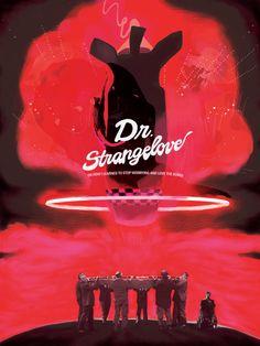 Dr Strangelove by Fernando Reza - bigtoe142@hotmail.com