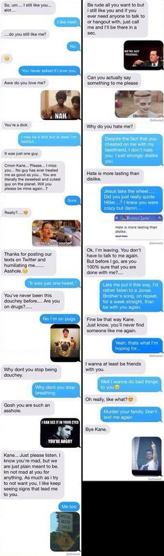 Trolling Your Ex At Its Finest...The funniest thing i've ever posted...BAHAHAHAH