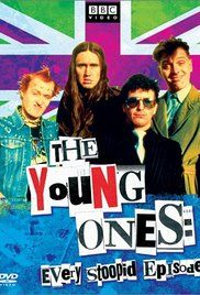 The Young Ones Series 1. The crazy and sometimes surreal comedic adventures of four very different students in Thatcher's Britain.