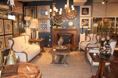Uttermost Atlanta showroom 2014