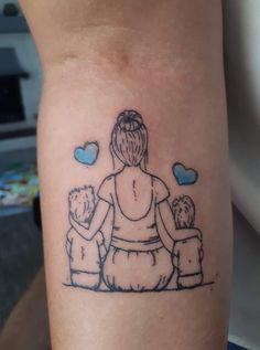 Heel Tattoos, Boy Tattoos, Tattoos For Kids, Family Tattoos, Couple Tattoos, Mini Tattoos, Mom Baby Tattoo, Tattoo For My Son, Tattoo Mama