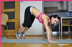 Hot Viral Sweat Workout!   Bodyrock.tv