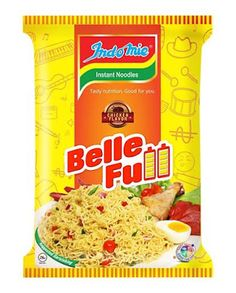Nigerians ask for Bellefull, Indomie responds - http://www.thelivefeeds.com/nigerians-ask-for-bellefull-indomie-responds/