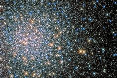 Messier 5 (M5) is now known to be a globular star cluster, 100,000 stars or more, bound by gravity and packed into a region around 165 light-years in diameter.