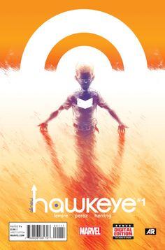 All-New Hawkeye #1 - Comic Vine