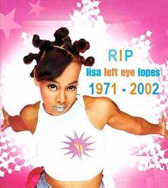 rip lisa left eye lopes