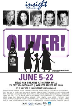 Oliver! (2014) | Insight Theatre Company was in production Amazing run and AMAZING cast!