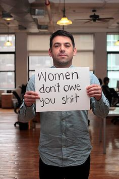 #Women #rights #men #good #owe #facts #quotes #tumblr