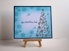 Carte Noël Christmas Card (Scrapboocrys)