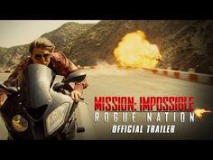 Acción pura en Nuevo tráiler de 'Misión: Imposible Rogue Nation'  #CINE
