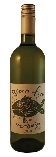 Green Fish Verdejo 2012