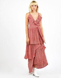 DARWIN MAXI DRESS – Cleobella