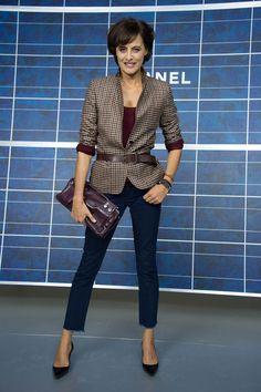 Inès de la Fressange: The French Fashion Legend's Best Looks  - ELLE.com