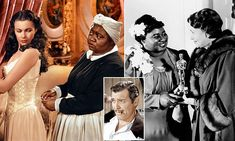 'I'd rather make $700 a week playing a maid than working as one'. Hattie McDaniel was the first black Oscar winner (Mammy from Gone With The Wind) but she was segregated from Clark Gable and other white actors at Academy Awards ceremony   Daily Mail Online